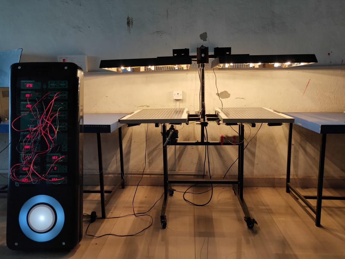 Solar PV Training System