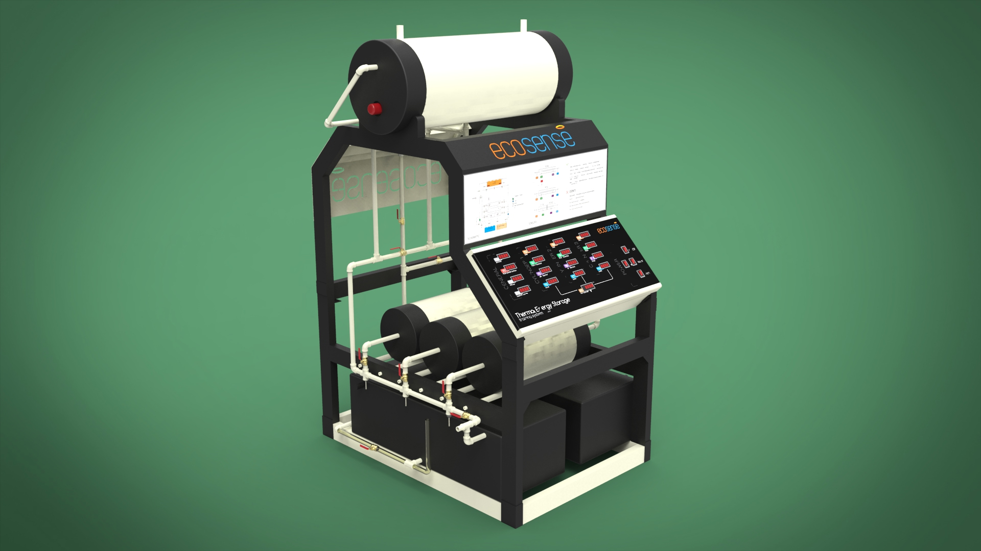 Thermal Energy Storage Training System