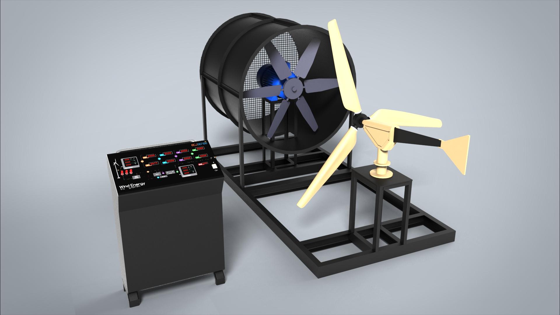 Wind Energy Training System