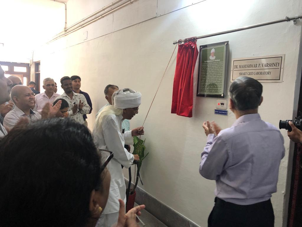 Inauguration of the Smartgrid Laboratory