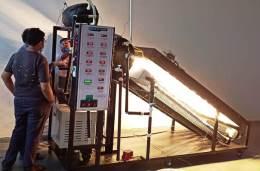 Ecosense installs ETC Characterisation system at Department of Chemical Engineering, Pandit Deendayal Energy University