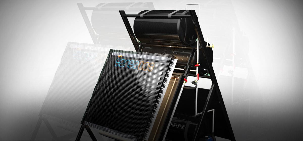 Solar Thermal Training System